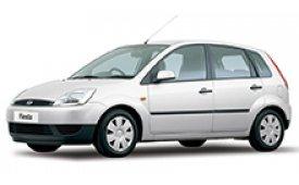 Каркасные шторки на Ford Fiesta Хетчбэк 5 дв. 2001 - 2008