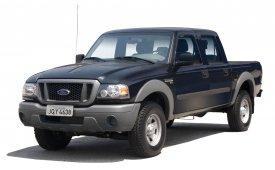 Каркасные шторки на Ford Ranger Пикап 2006 - 2011