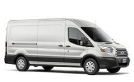 Каркасные шторки на Ford Transit Фургон 2014 - н.в.