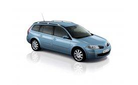Каркасные шторки на Renault Megane Универсал 2002 - 2009