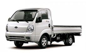 Каркасные шторки на Kia Bongo Фургон 2004 - 2012