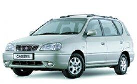 Каркасные шторки на Kia Carens Минивэн 1999 - 2006