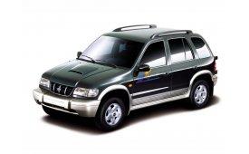Каркасные шторки на Kia Sportage Внедорожник-Кроссовер 1993 - 2006
