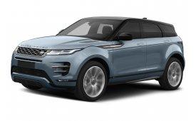 Каркасные шторки на Land Range Rover Evoque Внедорожник-Кроссовер 2018 - н.в.