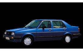 Каркасные шторки на Volkswagen Jetta Седан 1984 - 1992