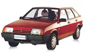 Каркасные шторки на Lada 2109 (Samara Baltic) Хетчбэк 5 дв. 1987 - 2006