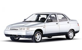 Каркасные шторки на Lada 2110 Седан 1995 - 2014