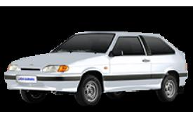 Каркасные шторки на Lada 2113 Хетчбэк 3 дв. 2004 - 2013