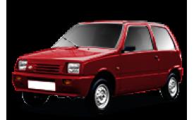 Каркасные шторки на Lada Ока  Хетчбэк 3 дв. 1989 - 2008