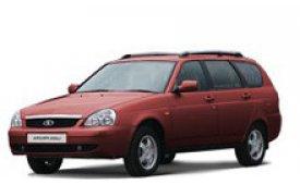 Каркасные шторки на Lada Priora Универсал 2007 - 2015