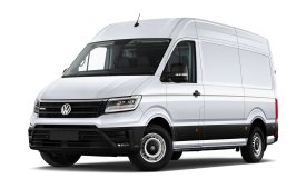 Каркасные шторки Crafter Фургон 2017 - н.в.