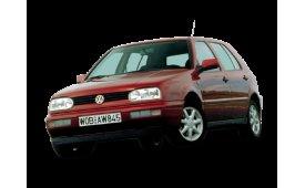 Каркасные шторки на Volkswagen Golf Хетчбэк 5 дв. 1991 - 1997