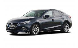 Каркасные шторки на Mazda Axela Седан BM 2013 - 2019