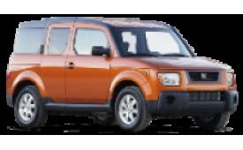 Каркасные шторки на Honda Element Внедорожник-Кроссовер 2001 - 2011