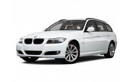 Каркасные шторки на BMW 3er Универсал Е91 2004 - 2014