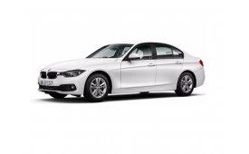 Каркасные шторки на BMW 3er Седан F30 2011 - 2019