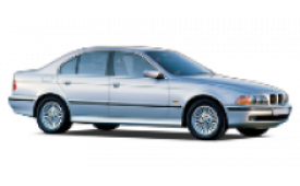 Каркасные шторки на BMW 5er Седан E39 1995 - 2003
