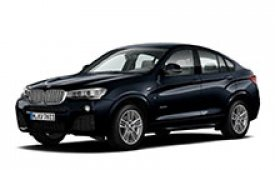 Каркасные шторки на BMW X4 Внедорожник-Кроссовер F26 2014 - 2018