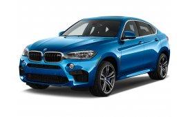 Каркасные шторки на BMW X6 Внедорожник-Кроссовер F16 2014 - 2019