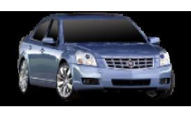 Каркасные шторки на Cadillac BLS Седан 2006 - 2010
