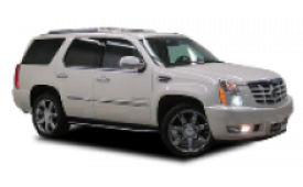 Каркасные шторки на Cadillac Escalade Внедорожник-Кроссовер GMT900  2006 - 2015