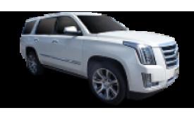 Каркасные шторки на Cadillac Escalade Внедорожник-Кроссовер GMT K2 2015 - н.в.