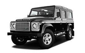 Каркасные шторки на Land Defender Внедорожник-Кроссовер 110 2007 - 2016