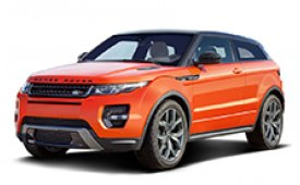 Каркасные шторки на Land Range Rover Evoque Внедорожник-Кроссовер 3 дв. 2011 - 2018