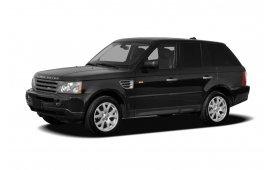 Каркасные шторки на Land Range Rover Sport Внедорожник-Кроссовер 2005 - 2013