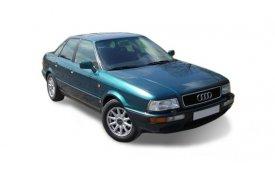 Каркасные шторки на Audi 80 Седан B4 1991 - 1996