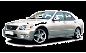 Каркасные шторки на Lexus IS Седан 1999 - 2005