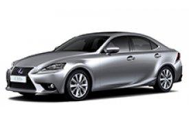 Каркасные шторки на Lexus IS Седан 2013 - н.в.