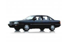 Каркасные шторки на Audi 100 Седан С3 1982 - 1991