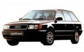 Каркасные шторки на Audi 100 Универсал  C4 1991 - 1995
