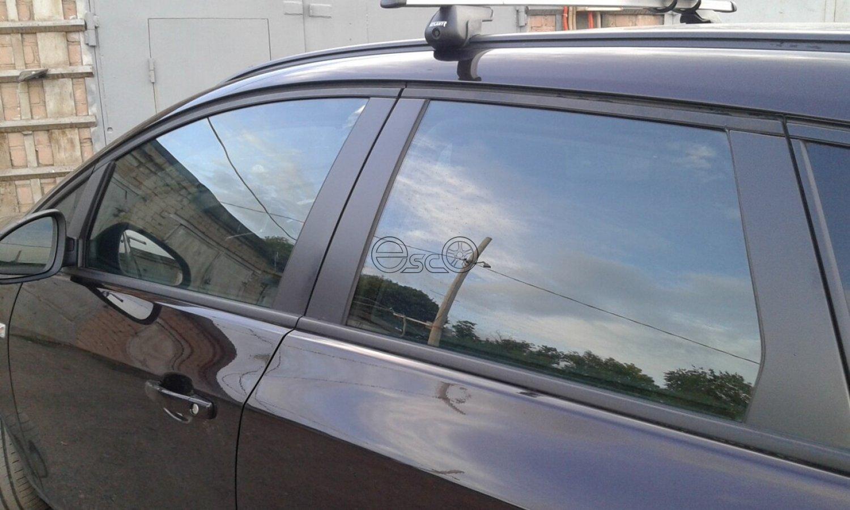 Автомобильные шторки Рено Сандеро 2