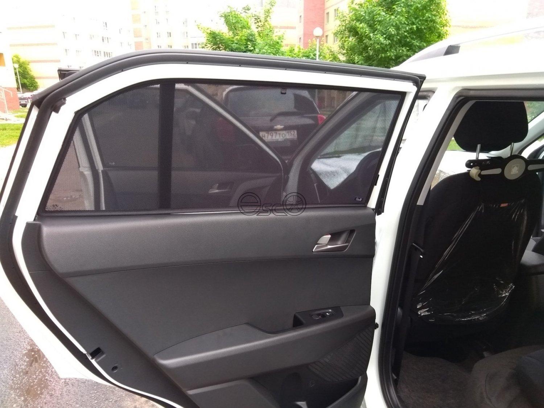 Каркасные сетки на Hyundai Creta