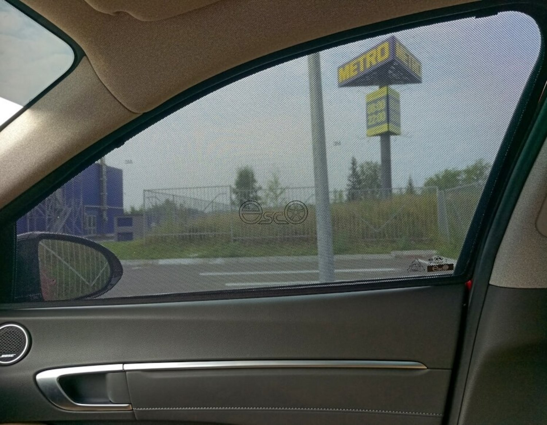 Солнцезащитные экраны на Hyundai Sonata 8