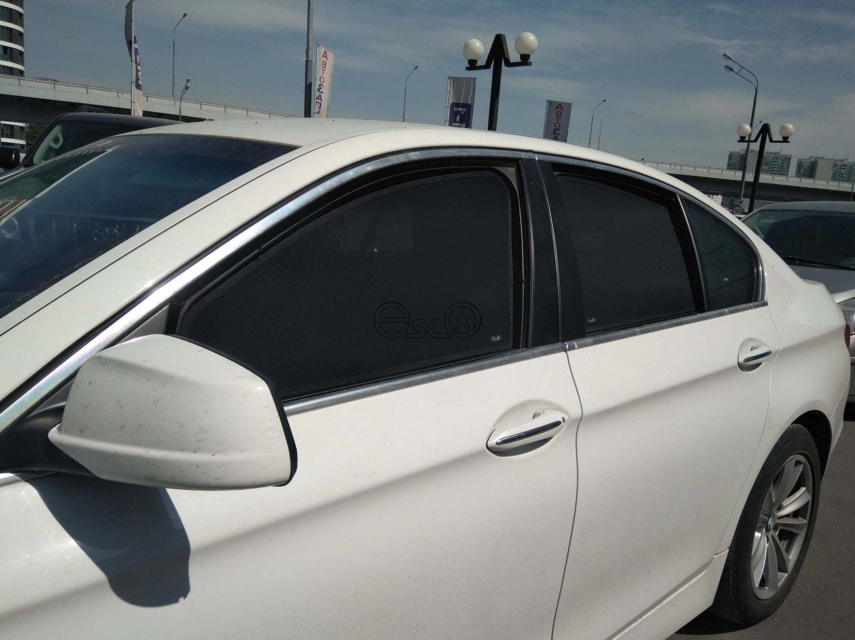 Автошторки на BMW 5-Series F10
