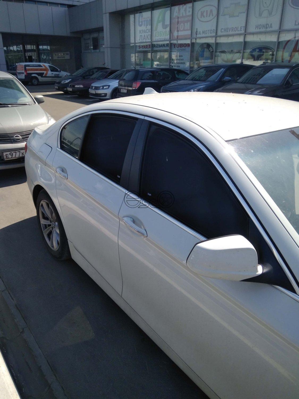 Съемная тонировка на BMW 5-Series F10