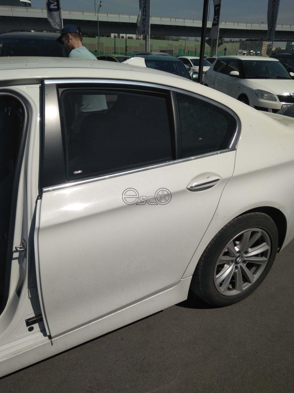 Съемные шторки на BMW 5-Series F10