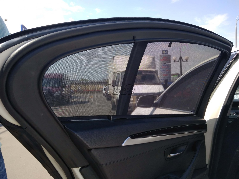 Шторки на задние боковые окна BMW 5-Series F10