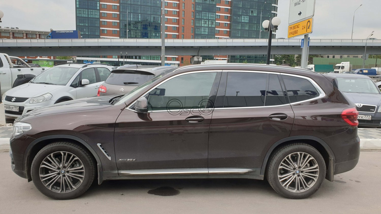 BMW X3  (G01) (2017 - н.в.)