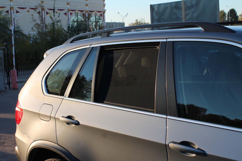 Автошторки на BMW X5 E70