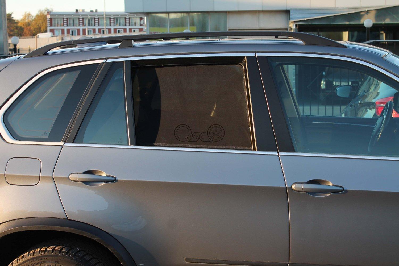 Каркасные сетки на окна BMW X5 E70