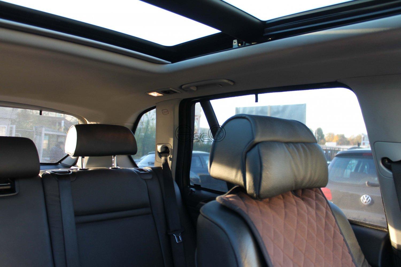 Съемная тонировка на BMW X5 E70
