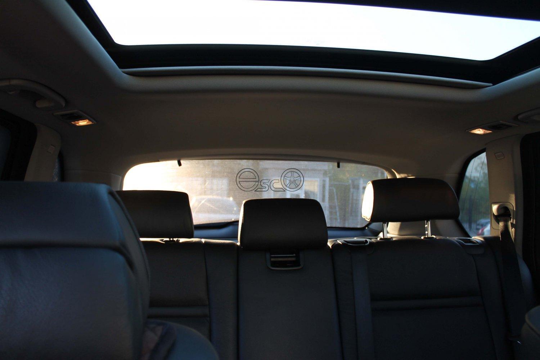Съемные шторки на BMW X5 E70
