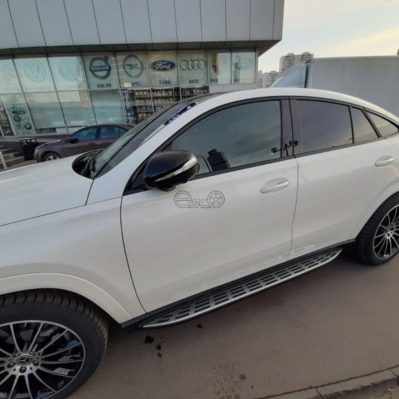 Альтернатива съемной тонировке на BMW X6 G06 2019 - н.в.