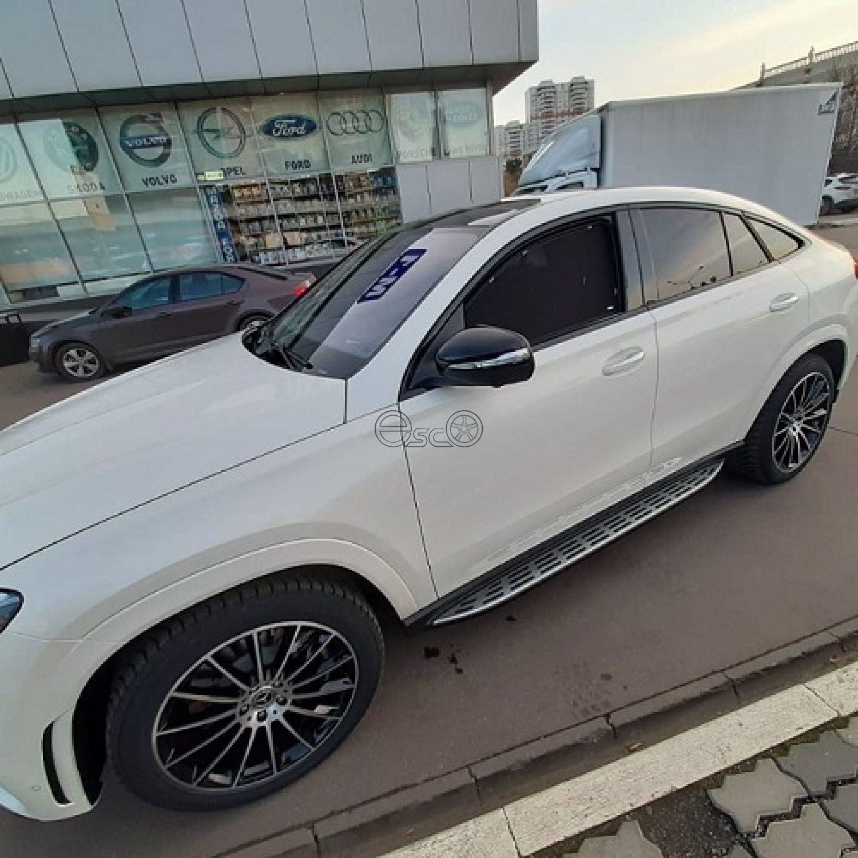 Автошторки на BMW X6 G06 2019 - н.в.