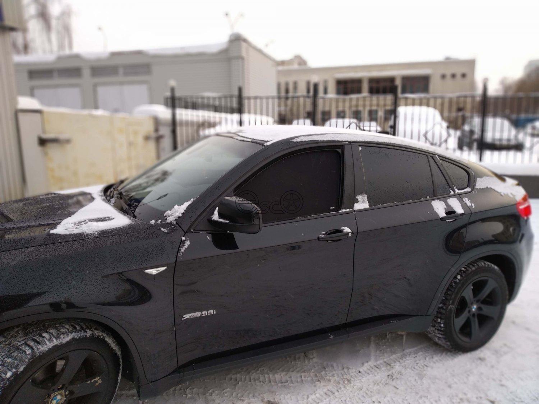 Автошторки на BMW X6 E71