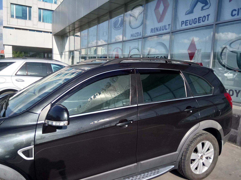 Chevrolet Captiva (2006 - 2015)